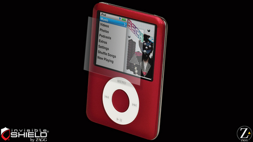InvisibleSHIELD Original for the Apple iPod nano 3rd Gen