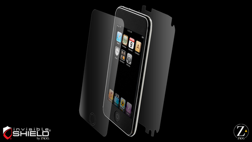 InvisibleShield Original for the Apple iPod touch 2nd Gen/3rd Gen