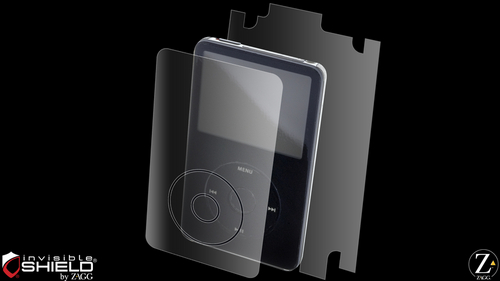 InvisibleSHIELD Original for the Apple iPod Video (60,80GB)