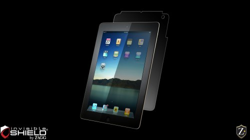 InvisibleShield Original for the Apple iPad 2
