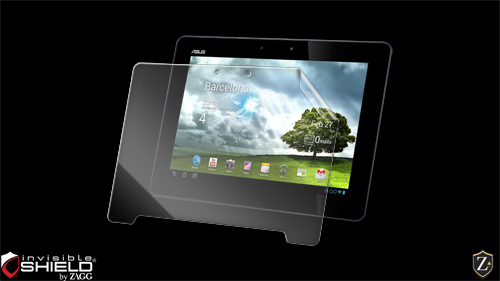 InvisibleShield Original for the Asus Transformer Pad Infinity TF700T Mobile Dock Compatible