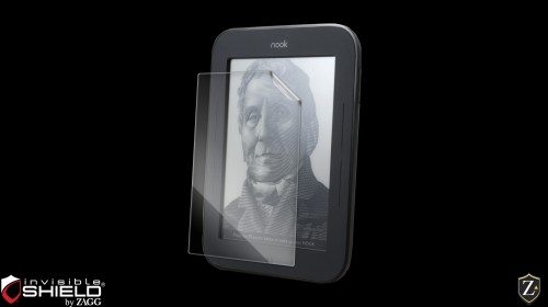 Barnes and Noble Nook Simple Touch (Screen)