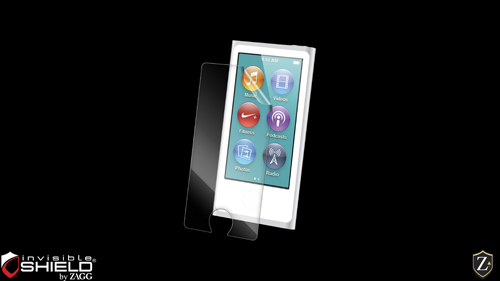 InvisibleShield Original for the Apple iPod nano 7th Gen