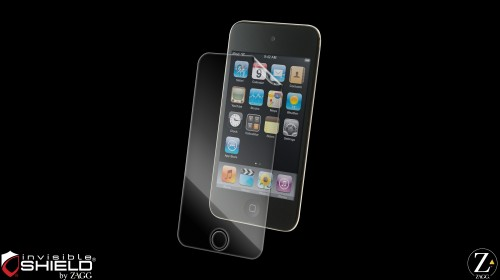 InvisibleSHIELD Original for the Apple iPod touch 4th Gen