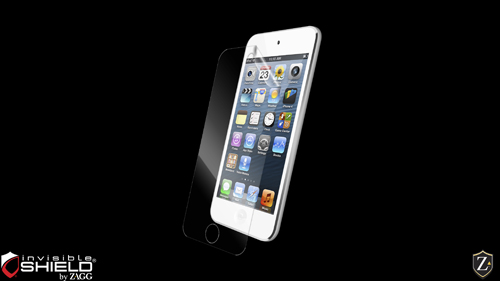InvisibleSHIELD Original for the Apple iPod touch 5th Gen