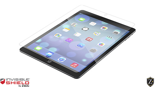 InvisibleShield Original for the Apple iPad Air