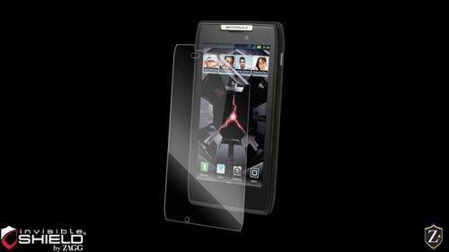 Motorola Droid RAZR (Screen)