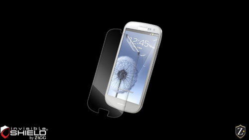 InvisibleShield Original for the Samsung Galaxy S3