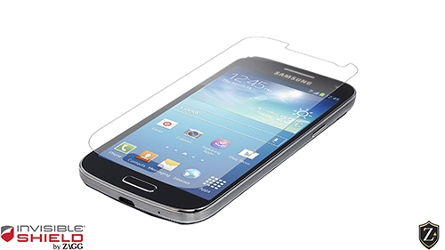 InvisibleSHIELD Original for the Samsung Galaxy S4 Mini