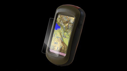 Garmin Oregon Series (Screen)