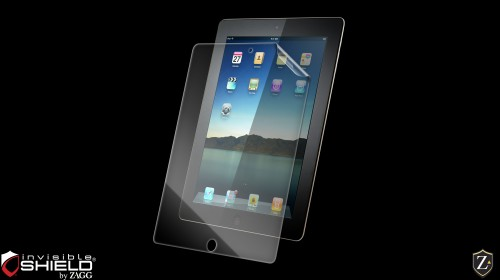 InvisibleSHIELD Original for the Apple iPad 3/4