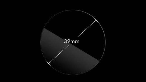 Generic Watch 39mm Face (Screen)
