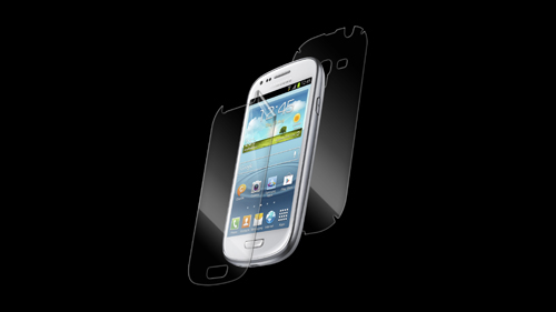 InvisibleSHIELD Original for the Samsung Galaxy S3 Mini
