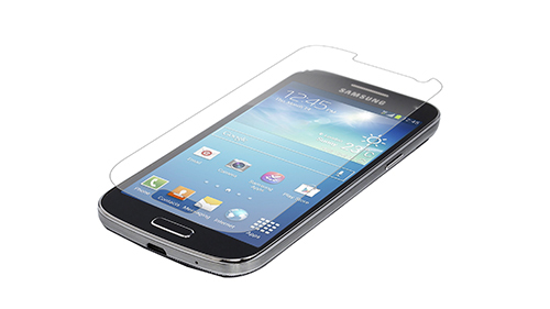 InvisibleSHIELD High Definition for the Samsung Galaxy S4 Mini