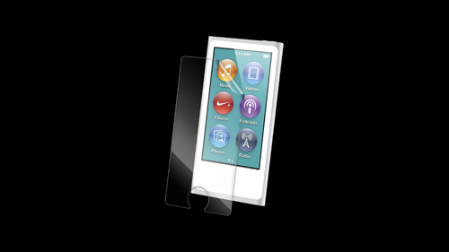 InvisibleShield High Definition for the Apple iPod nano 7th Gen