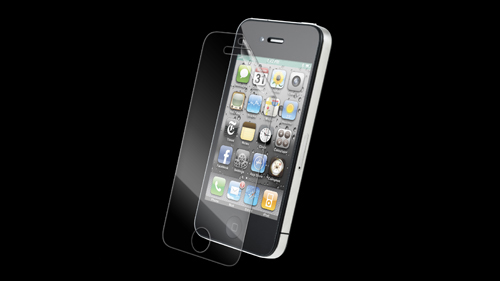 InvisibleShield High Definition for the Apple iPhone 4/4S