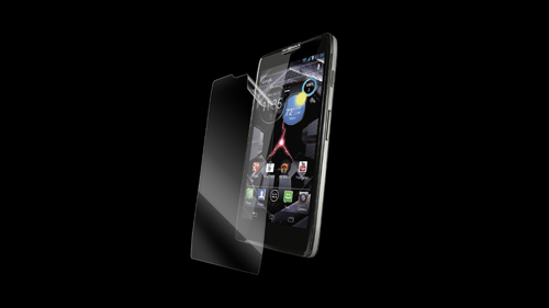 InvisibleSHIELD High Definition for the Motorola Droid RAZR/Maxx HD
