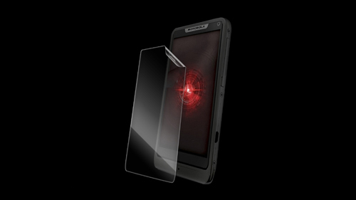 InvisibleShield High Definition for the Motorola Droid RAZR M