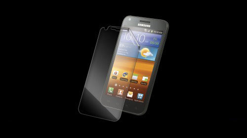 InvisibleShield High Definition for the Samsung Galaxy S II Epic 4G Touch SPH-D710
