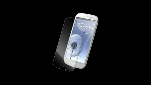 InvisibleSHIELD High Definition for the Samsung Galaxy S3