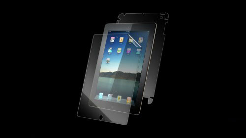 Apple iPad 2 (High Definition) (Maximum) (High Definition Screen with invisibleSHIELD Back and Sides)