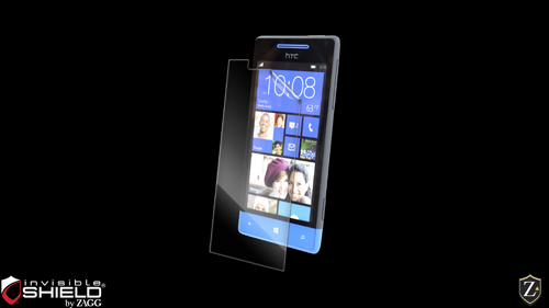 InvisibleSHIELD Original for the HTC Windows Phone 8S