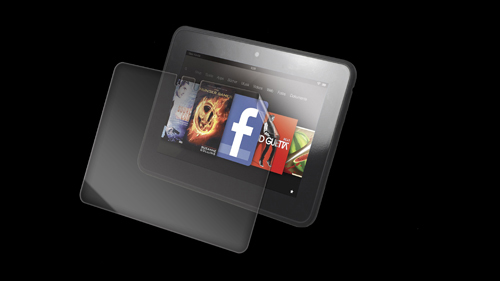InvisibleSHIELD High Definition for the Amazon Kindle Fire HD 7