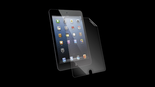 InvisibleSHIELD High Definition for the Apple iPad Mini