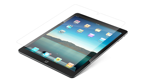 InvisibleShield HDX for the Apple iPad 2-3-4