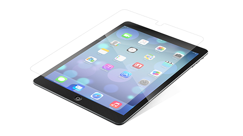 InvisibleShield HDX for the Apple iPad Air HD/Extreme