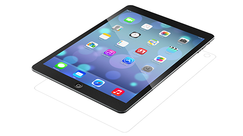 InvisibleShield Original for the ZAGG Cover for iPad Air