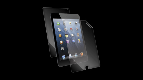 InvisibleShield High Definition for the Apple iPad mini retina display 2013