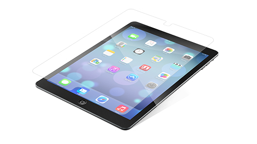 InvisibleShield HDX for the Apple iPad mini with Retina display HD/Extreme