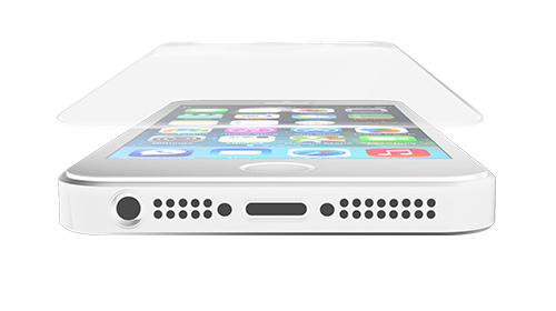 InvisibleShield Glass for the Apple iPhone 5/5s/5c
