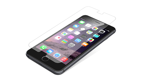 InvisibleShield Glass for the Apple iPhone 6 Plus