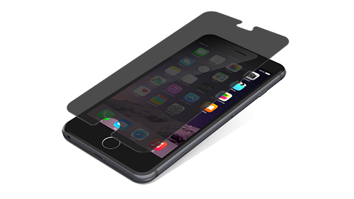 InvisibleShield Privacy Glass for the Apple iPhone 6 Plus