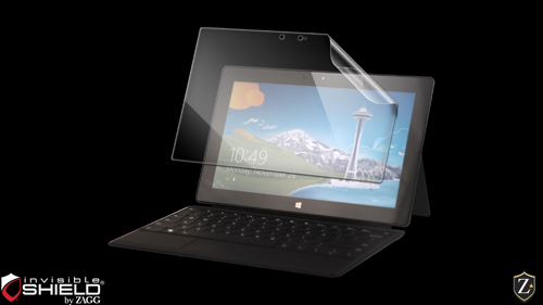Microsoft Surface RT (Screen)