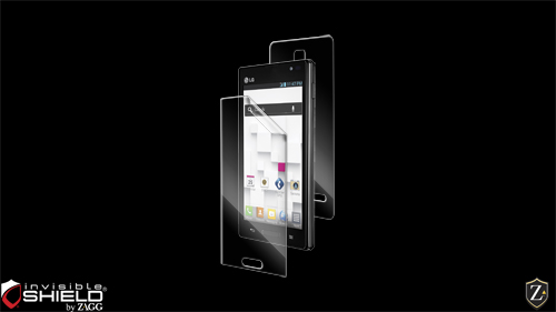 InvisibleShield Original for the LG Optimus L9