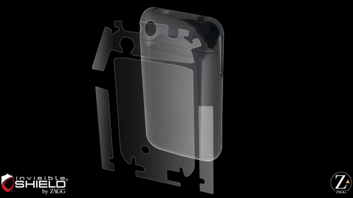 InvisibleShield Original for the Mophie Juice Pack Air (iPhone 3G)