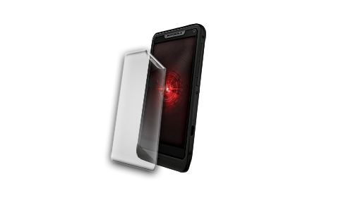 InvisibleShield Original for the Motorola Droid RAZR M