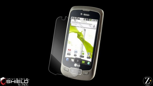 LG Optimus T (Screen)