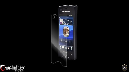 Sony Ericsson Xperia Ray (Screen)