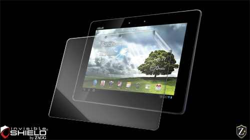 InvisibleShield Original for the Asus Transformer Pad TF300