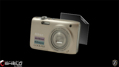 Nikon Coolpix S3100 (Screen)
