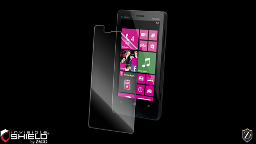 InvisibleSHIELD Original for the Nokia Lumia 810