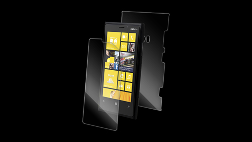 InvisibleShield Original for the Nokia Lumia 920
