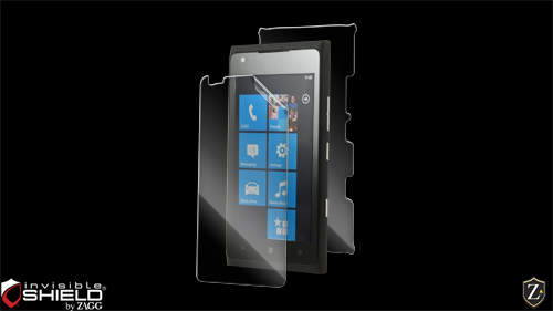 InvisibleShield Original for the Nokia Lumia 900