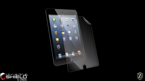 InvisibleSHIELD Smudge Proof for the Apple iPad Mini