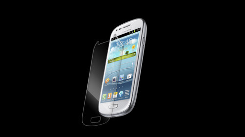 InvisibleShield Original for the Samsung Galaxy S3 Mini (European)