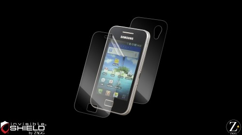 Samsung Galaxy Ace GT-S5830 (Full Body)